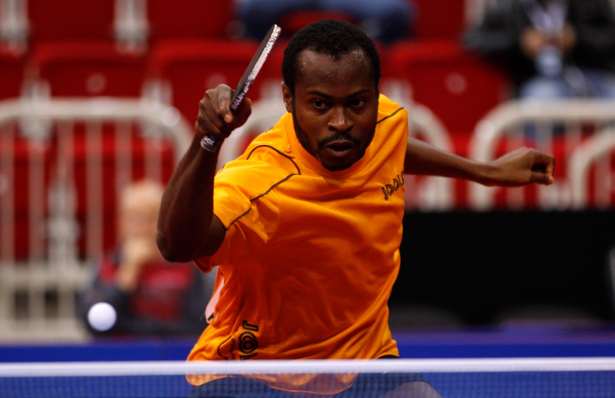 Aruna quadri assar omar lead african contingent to kuwait - African table tennis federation ...