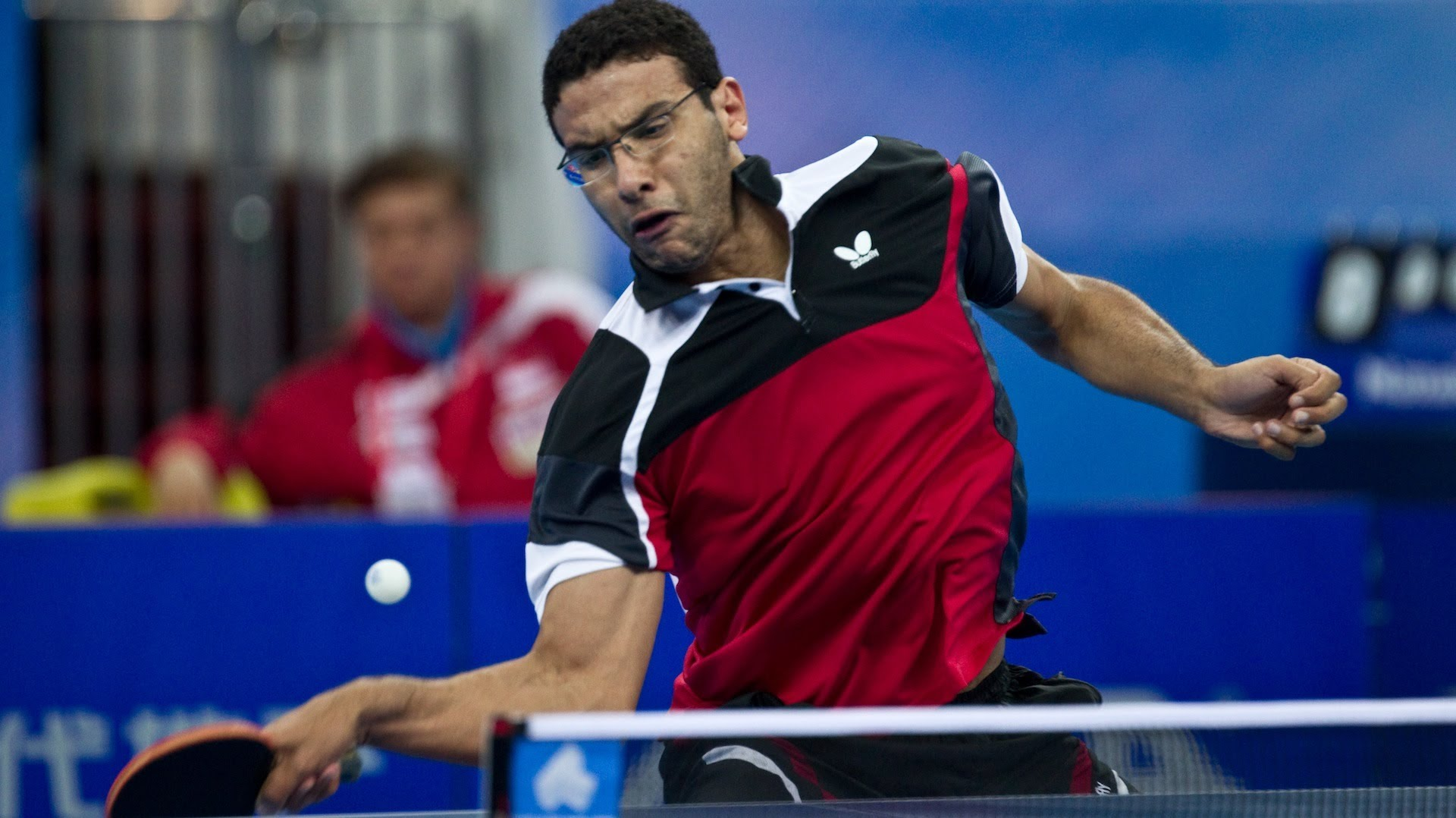 Aruna quadri slides in ranking as omar assar becomes - International table tennis federation ittf ...