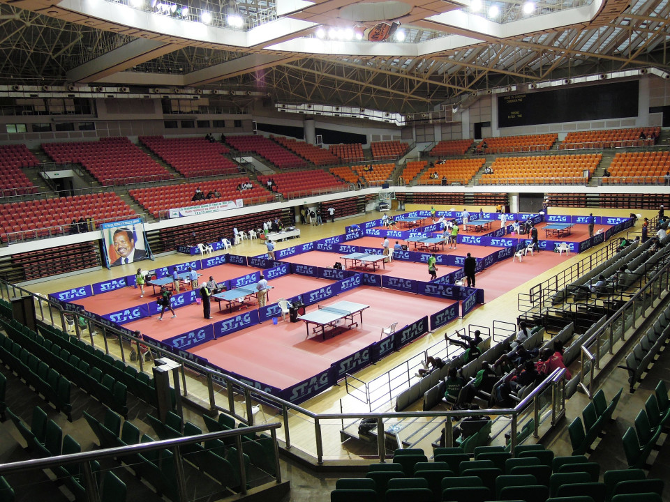 Africa s best converge in cameroon for ittf world cup - African table tennis federation ...