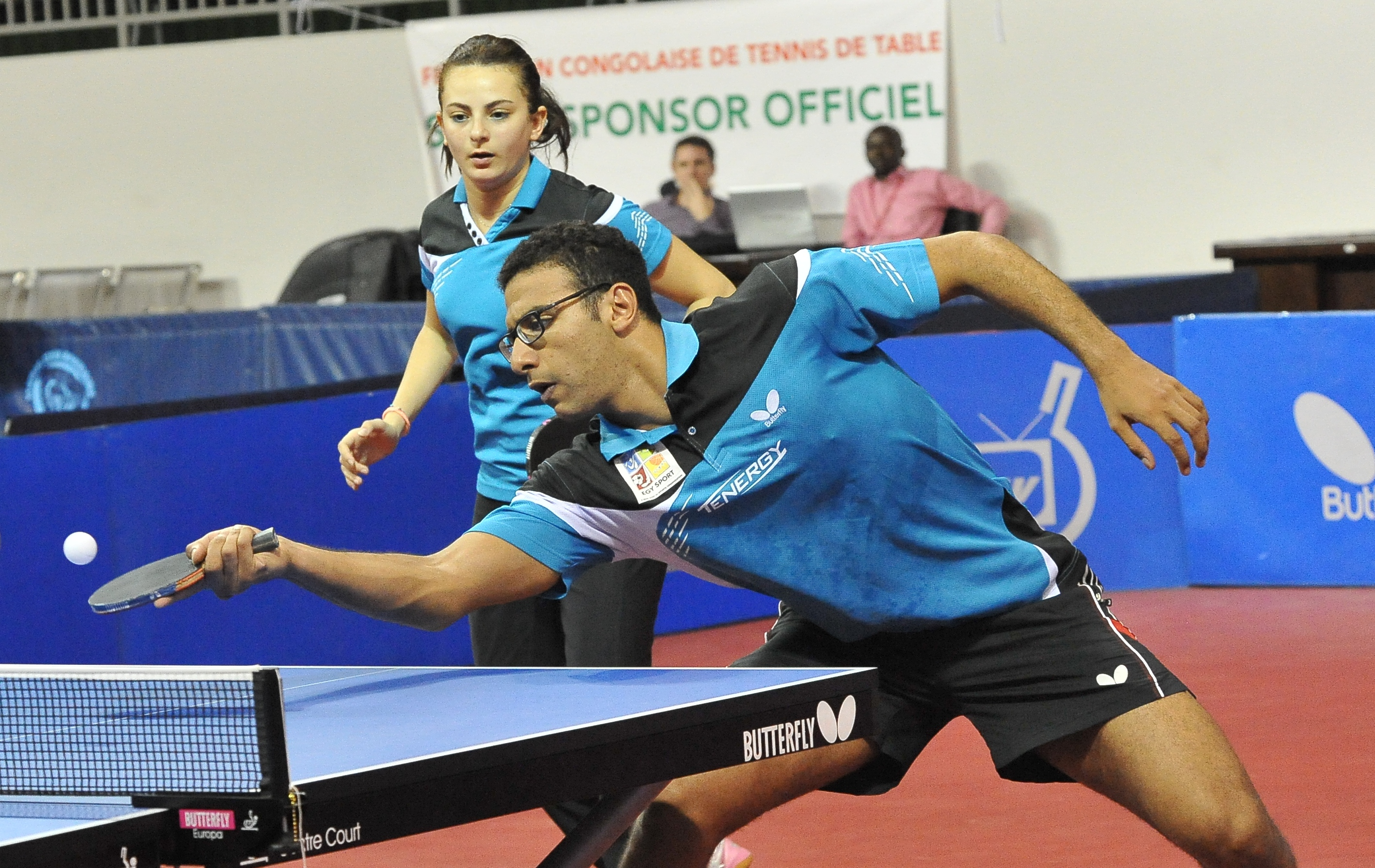 Assar meshref retain top spot in africa ittf africa - African table tennis federation ...