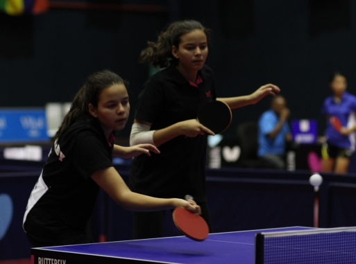 Africa eyes top spot at world junior championship in - African table tennis federation ...