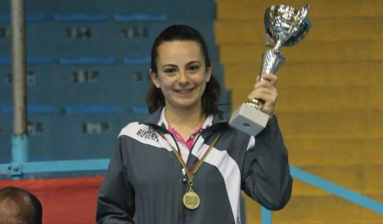 Alma matter celebrates dina meshref s world cup berth - African table tennis federation ...